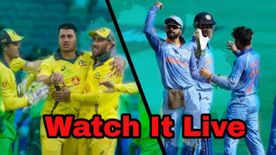 India Vs Australia 1st ODI Live Match2019  | Ind Vs Aus Live 2019, Watch Live Match,  Free Website to watch live Cricket