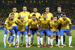 Estreia é com o Brasil: Seleção mira décima vitória seguida no primeiro jogo da Copa