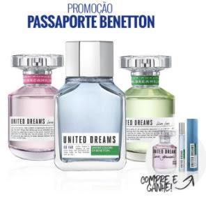 Cadastrar Promoção Renner Perfumes Benetton Concorra Viagens