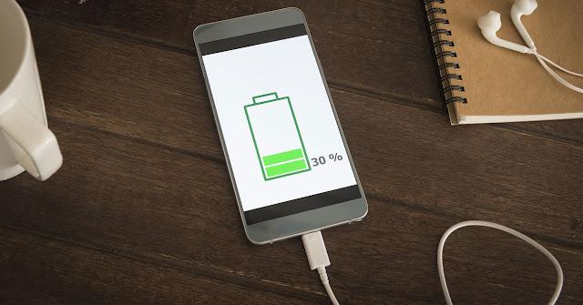 francisco perez yoma smartphone cargando bateria