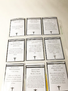 Tabernacle Craft and Printable @michellepaigeblogs.com