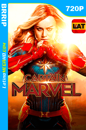 Capitana Marvel (2019) Latino HD 720P ()