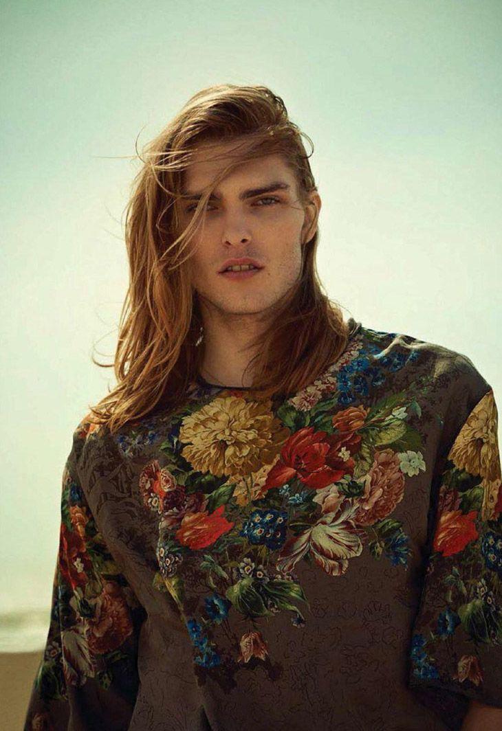 Long Hair Ideas For Men The Haircut Web