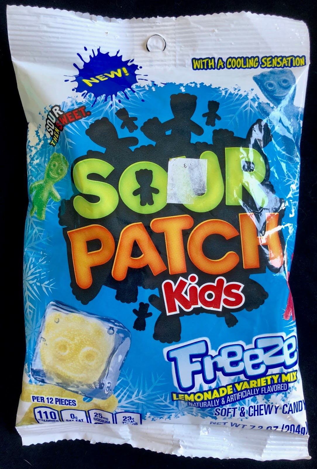 Obsessive Sweets New Sour Patch Kids Freeze Lemonade Variety Mix