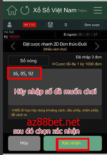 hướng dẫn soi cầu xổ số online