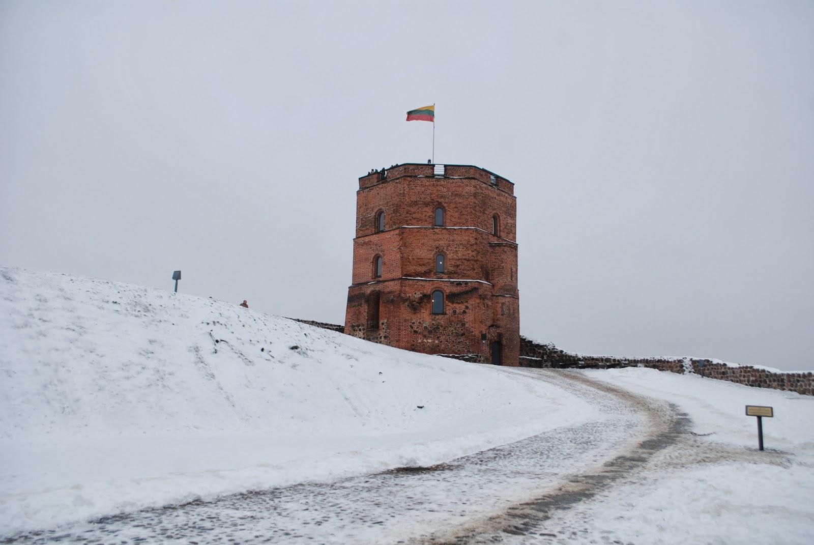 Башня Гедемина (Gedimino pilies bokštas)