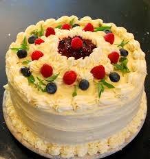 Resep Membuat Kue Tart Ulang Tahun Cantik Sederhana Resep