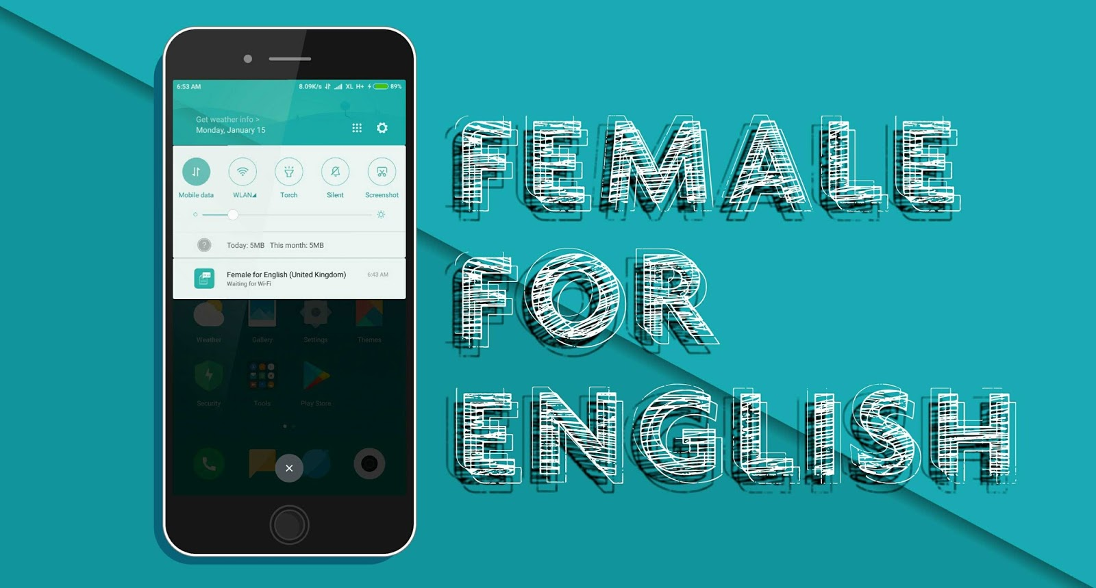 Mengatasi Female For English