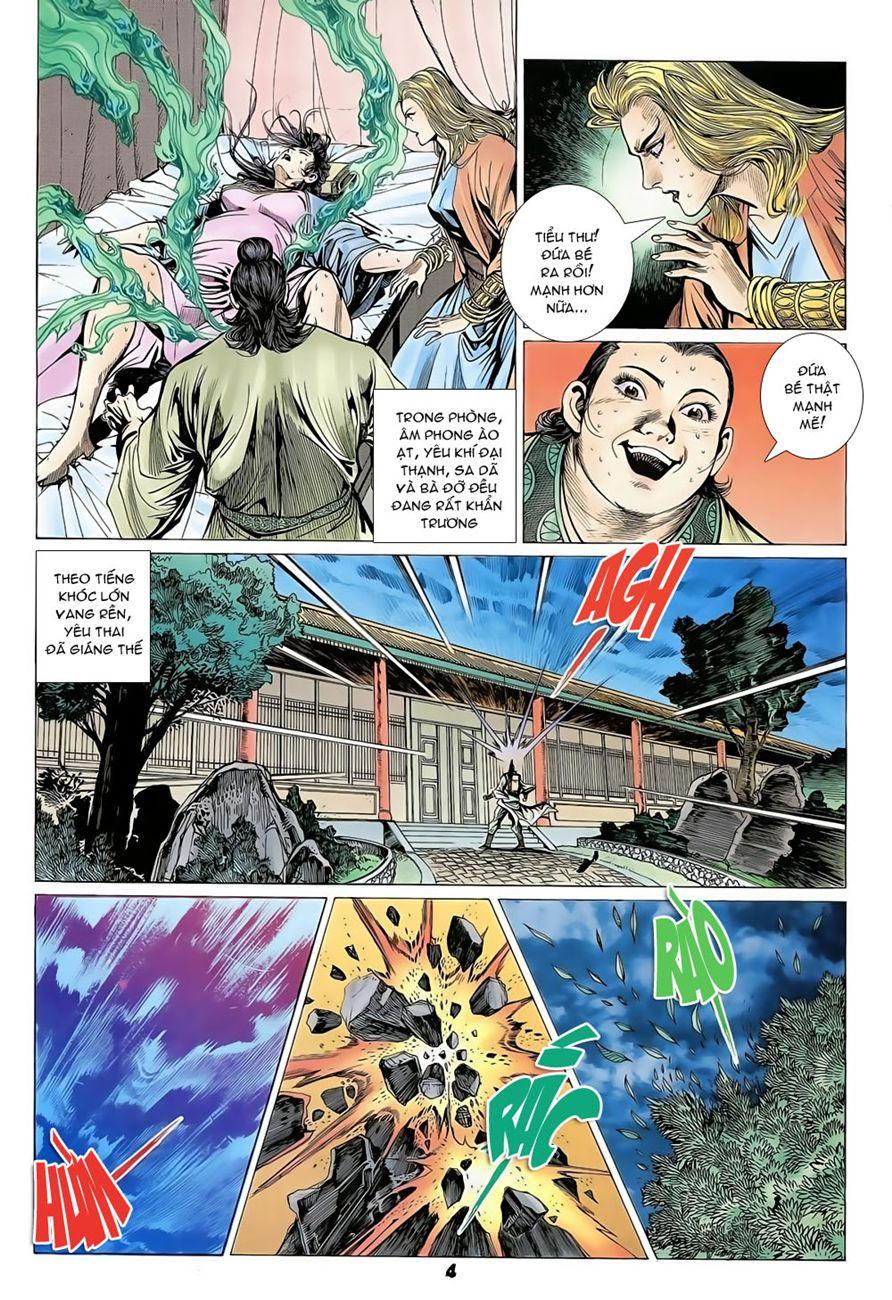 Đại Đường Uy Long chapter 72 trang 12
