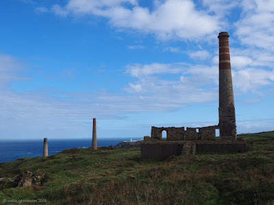 Levant Mine Cornwall National Trust