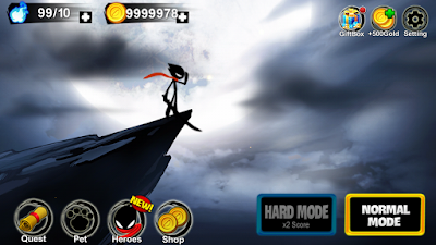 Free Download Stickman Revenge 3 Mod Apk