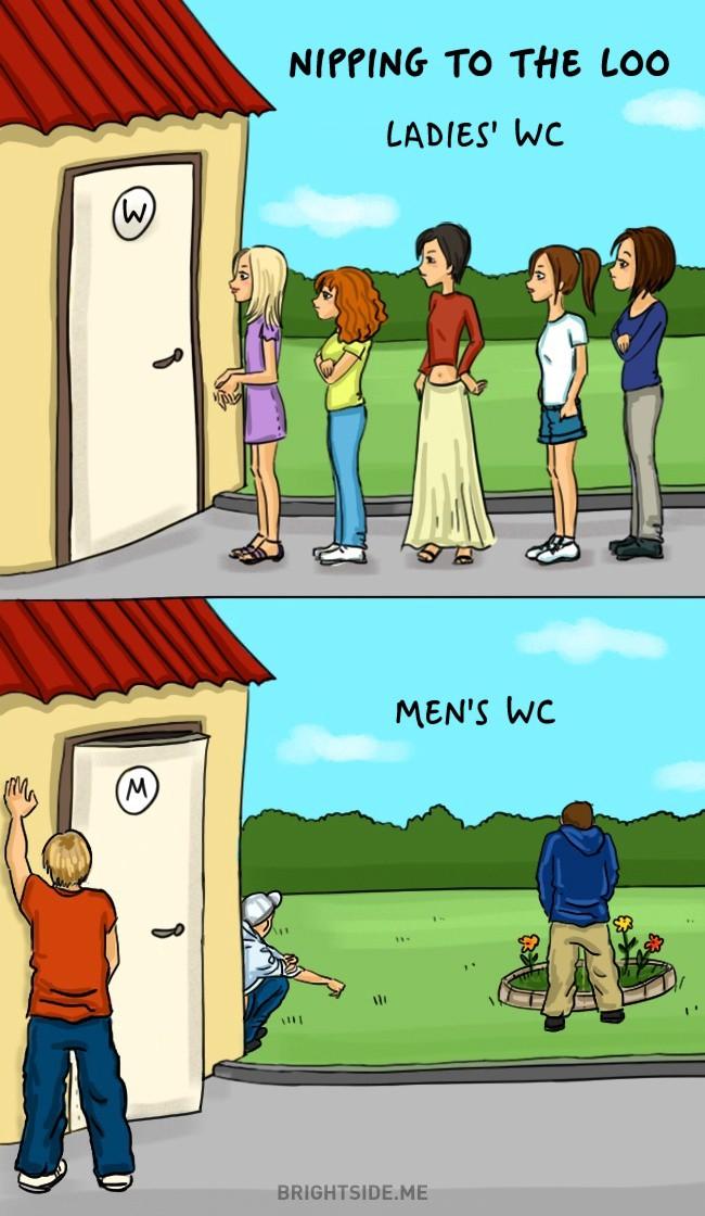 Understanding%2BThe%2BFunny%2BDifferences%2BBetween%2BMen%2Band%2BWomen%2B%252813%2529 Understanding The 15 Funny Differences Between Men and Women Interior
