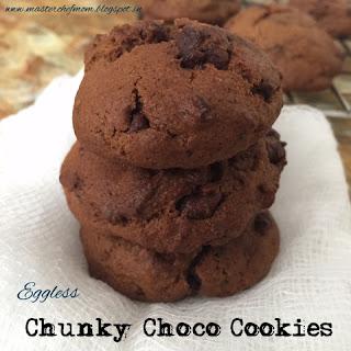 Chunky Choco  COOKIES