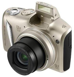 Câmera digital CANON 130