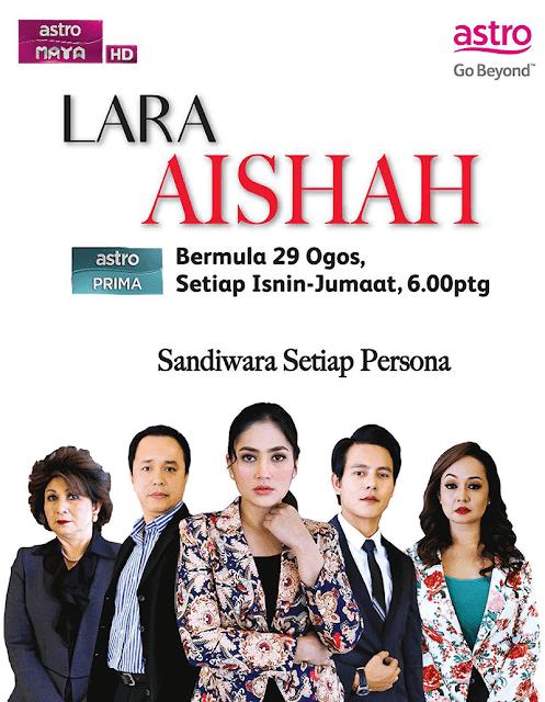 Image result for drama lara aishah