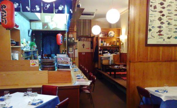 restaurante Naomi