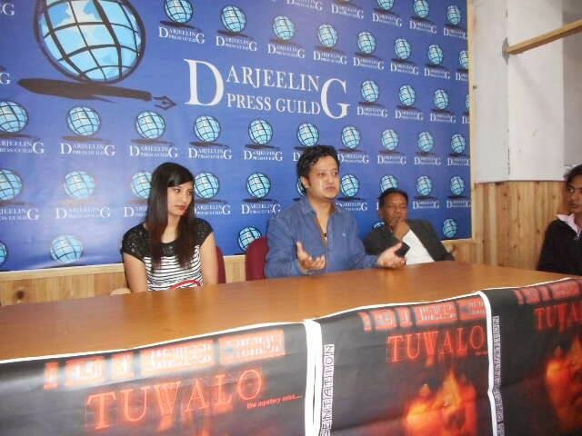 Press Conference on Nepali Feature Film A Film by Bhawesh C. Thakuri Tuwalo The mystery mist