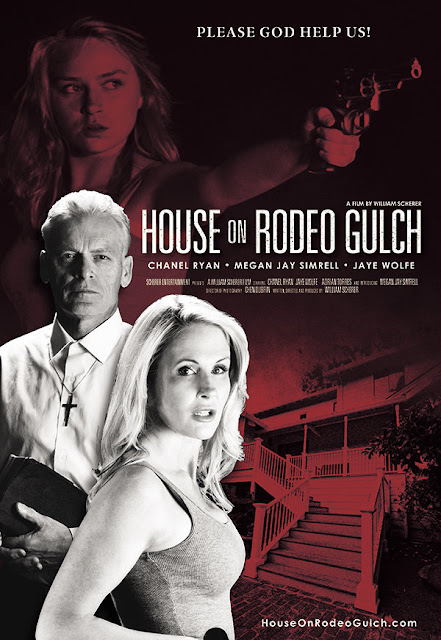 The house on Rodeo Gulch poster