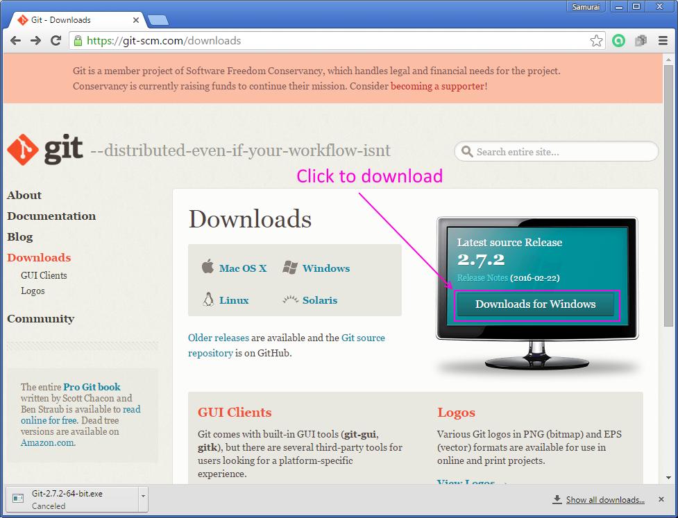 Install Php Windows Git Bash