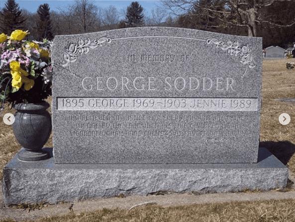مدفن افراد عائلة سودر