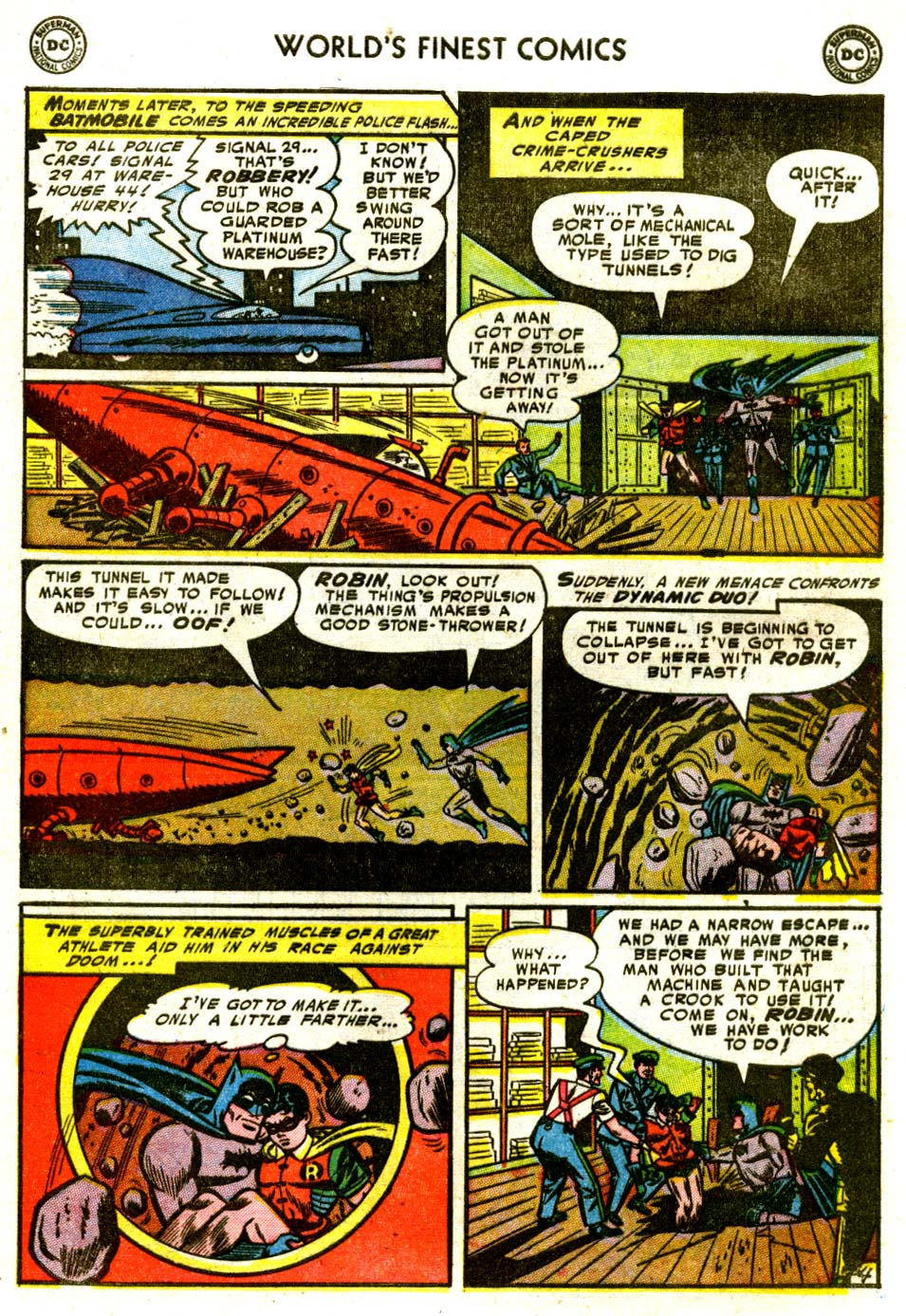 Read online World's Finest Comics comic -  Issue #68 - 57