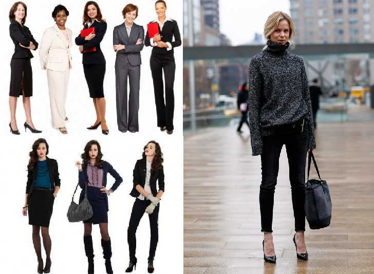 Comfortable Outfit for Women Business