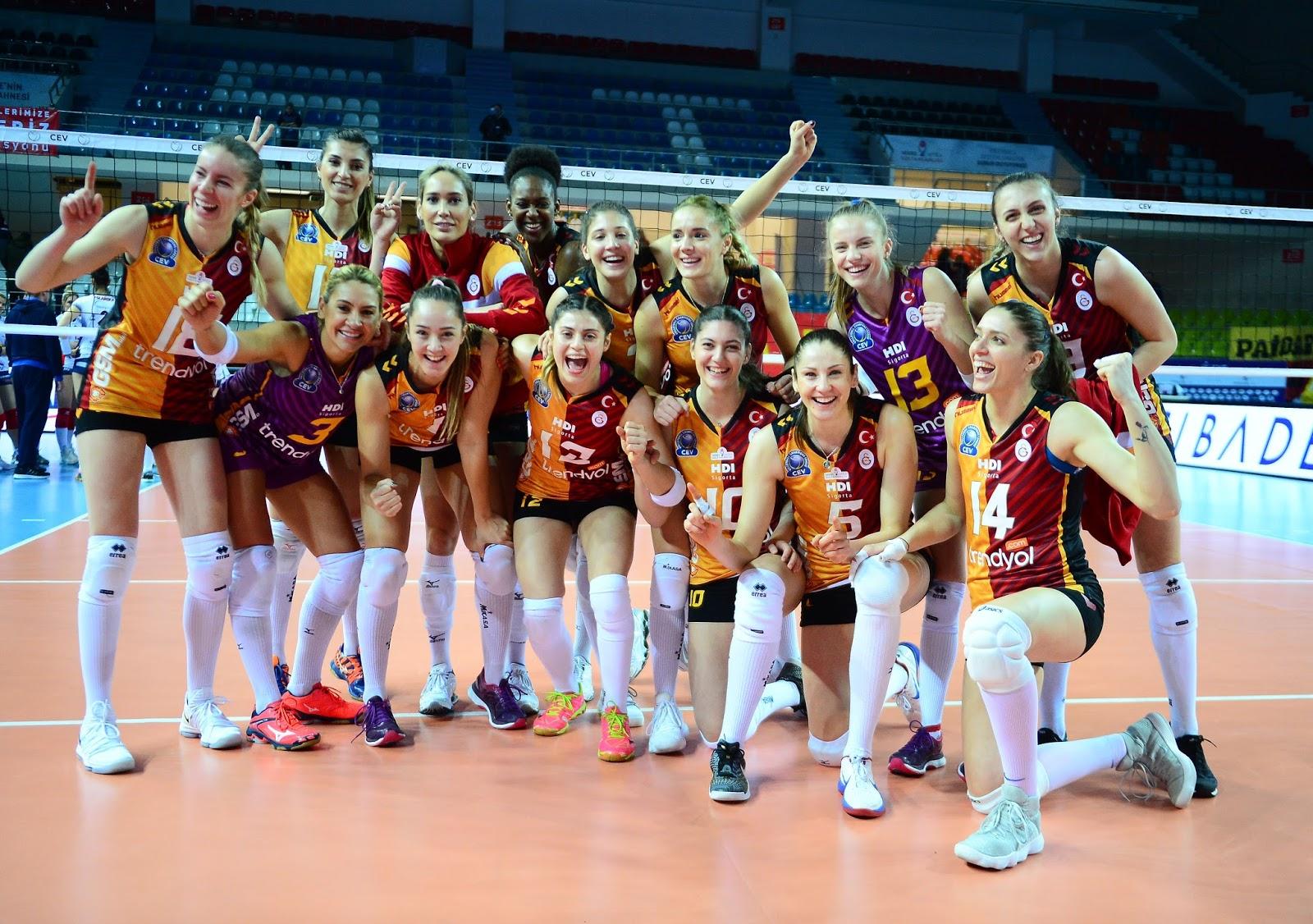 Galatasaray 3 0 Grot Budowlani Lodz