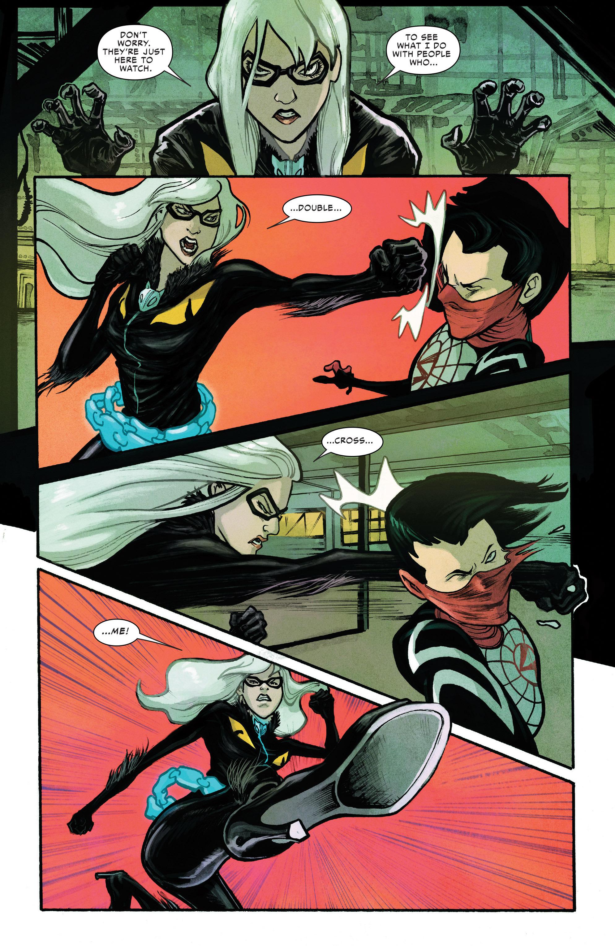 Read online Silk (2016) comic -  Issue #10 - 12