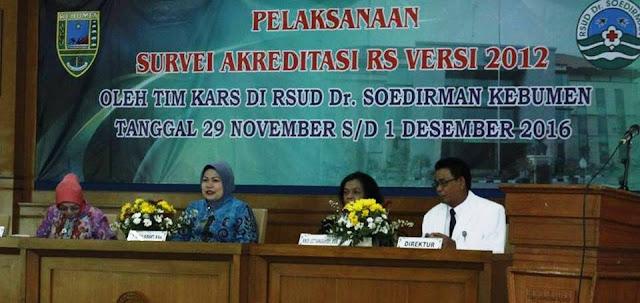Ini Alasan Direktur RSUD dr Soedirman Ajukan Pensiun Dini