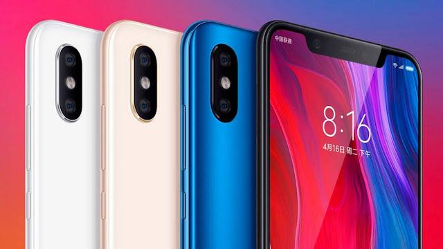 Sangarnya Ponsel gamers Xiaomi Mi 8 Lite