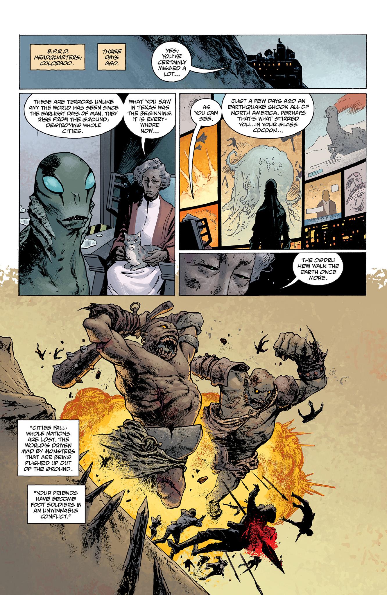 Read online Abe Sapien comic -  Issue #2 - 3