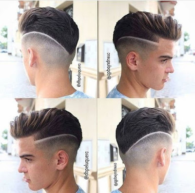 New Trending Boy Amazing hairstyle pic collection 2019