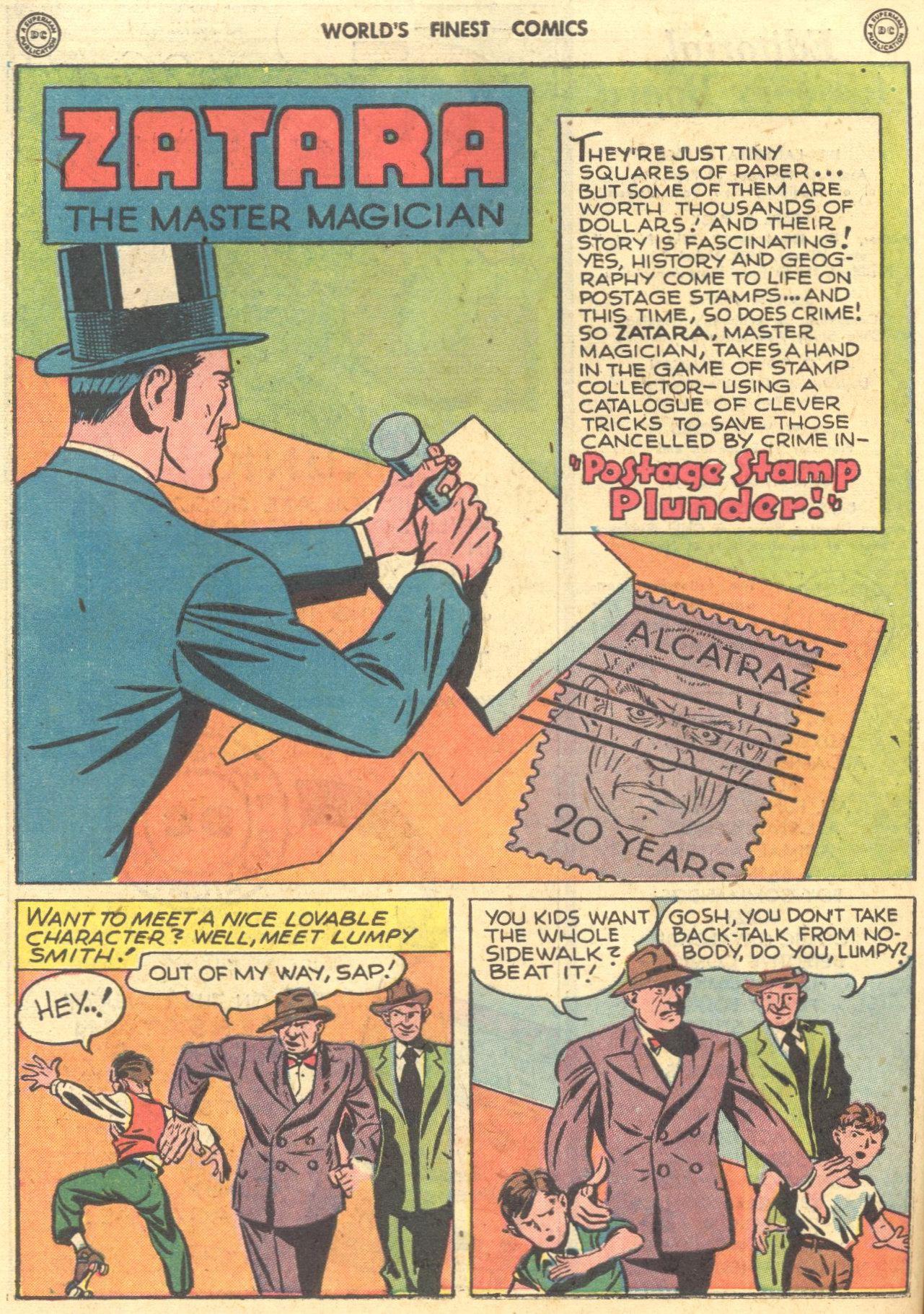 Read online World's Finest Comics comic -  Issue #28 - 43