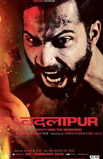 judaai badlapur song lyrics