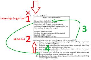 Contoh Soal dan Pembahasan Makna Kata Leksikal, Dilengkapi dengan Trik Mengerjakannya Saat UN Bahasa Indonesia Secara Cepat