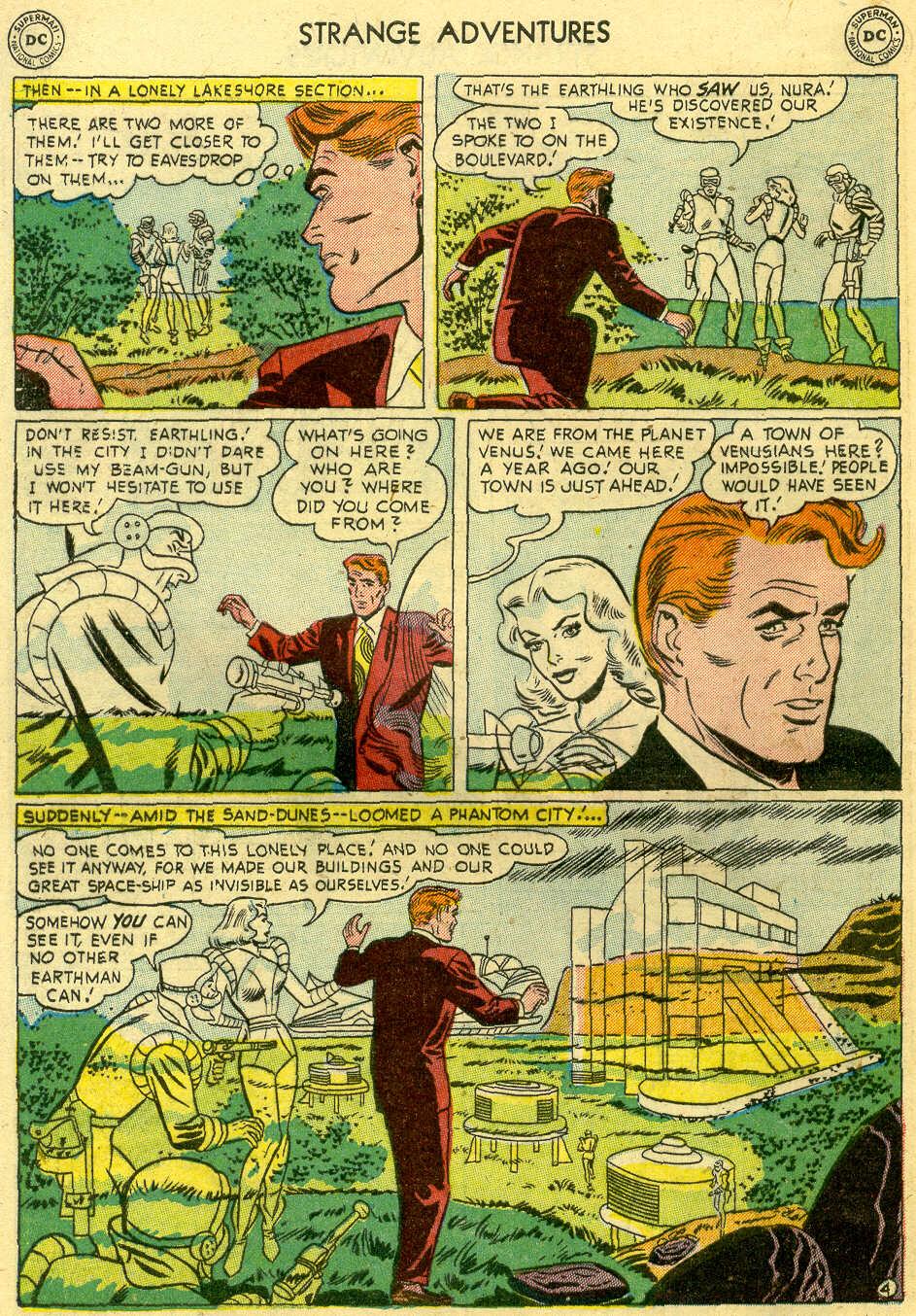 Strange Adventures (1950) issue 13 - Page 36