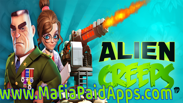 Alien Creeps TD Mod Apk MafiaPaidApps