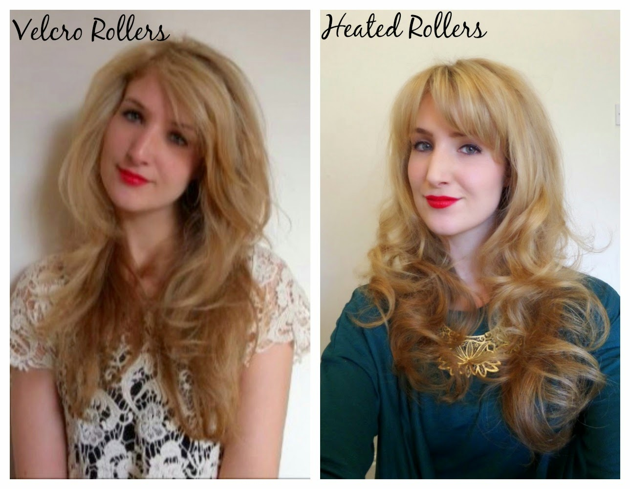 Velcro Rollers Vs Heated Rollers What S The Difference