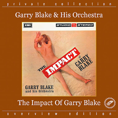 Garry Blake & His Orchestra - The Impact Of Garry Blake (1967)