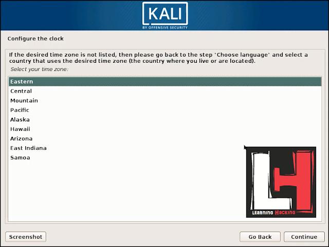 Installing Kali Linux 2019.1