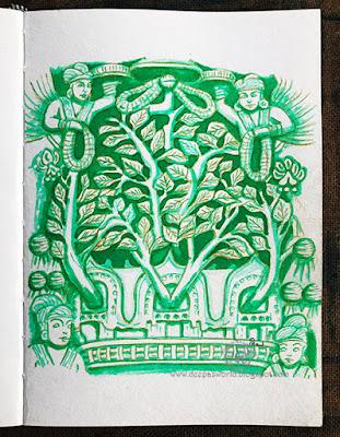 Kalpavriksha-Inktober2018-HuesnShades