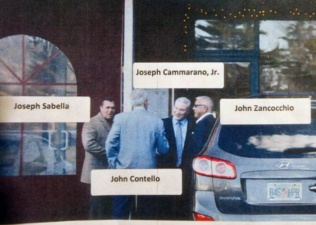 The Bonannos have a new acting boss. John Cammarano Junior was named acting underboss, as well as street boss.