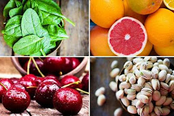 Foods that will help Alleviate Osteo arthritis