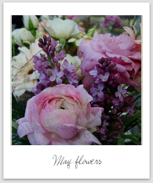 Wedding Flowers In May: Welcome To Msartists Mixed Media Playground: Flowers