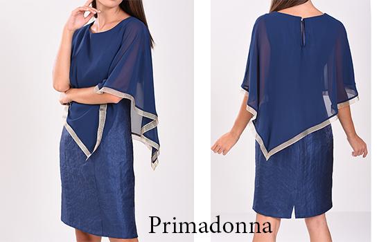 78c49c7c8bc3 Γυναικεία μόδα by Primadonna   Φόρεμα γάμου σε τρία χρώματα