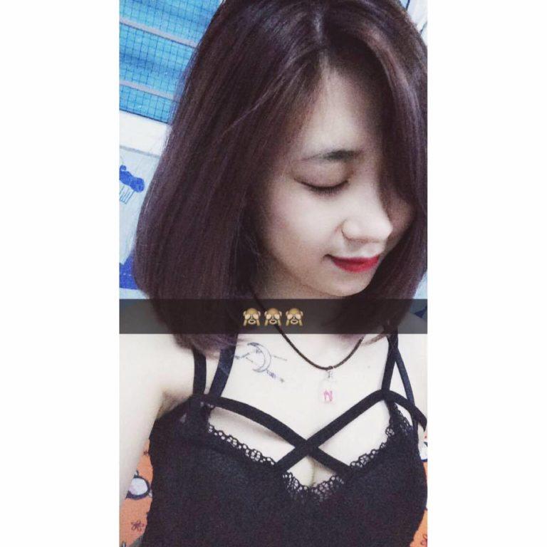 Hotgirl Khánh Linh Lôz Múp - CLip sex khánh linh (2018)