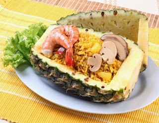 Resep Makanan Nasi Goreng Special Thailand
