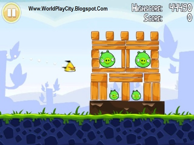 Angry Birds PC Game Free Download