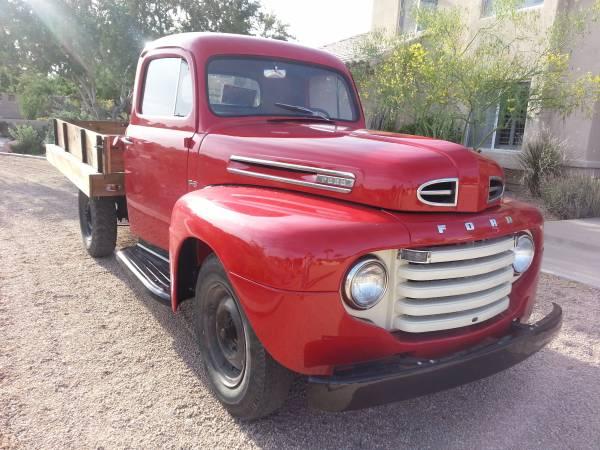 1953 Ford F3 Truck