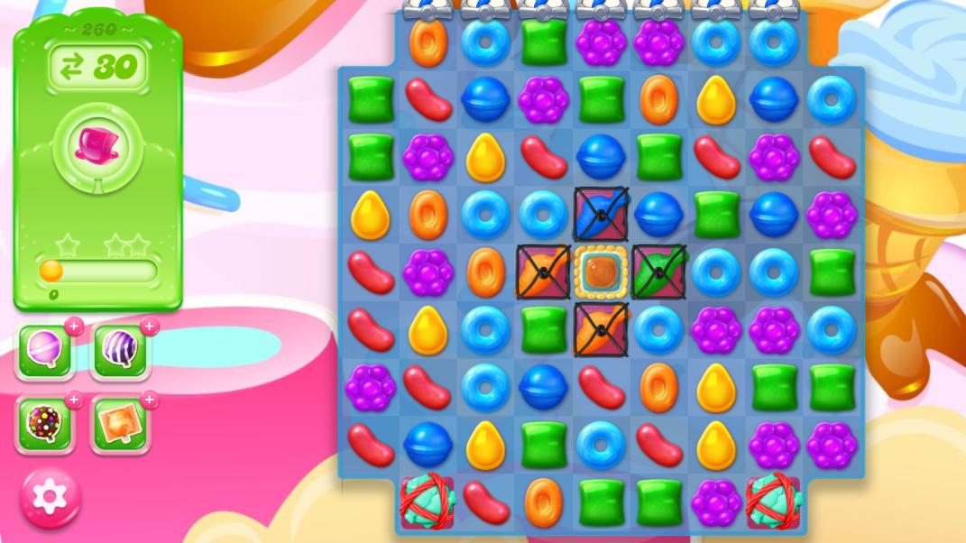 Candy Crush Jelly Saga 260